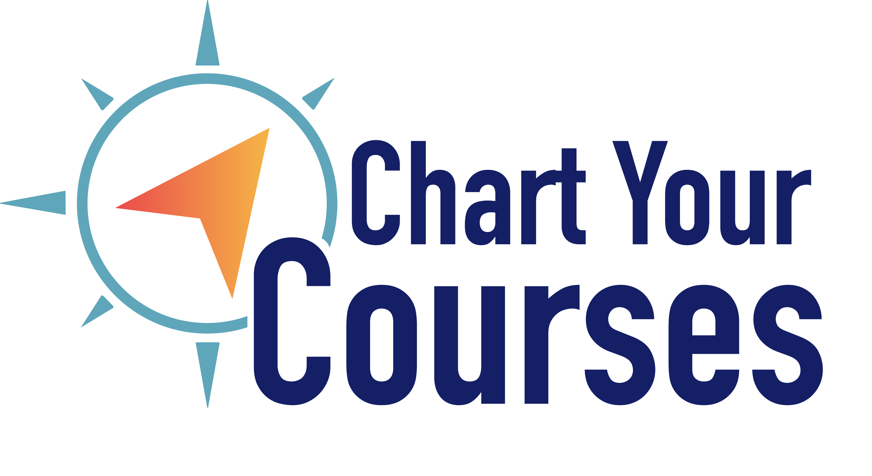 Chart Your Courses Logo